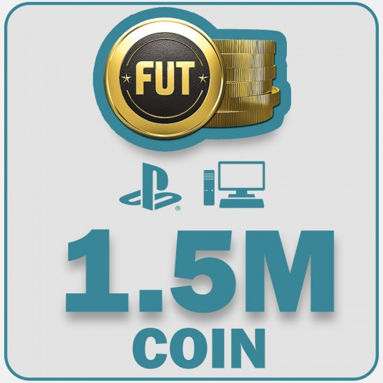 Fifa 21  1.5M Coins  | PC ve PS4