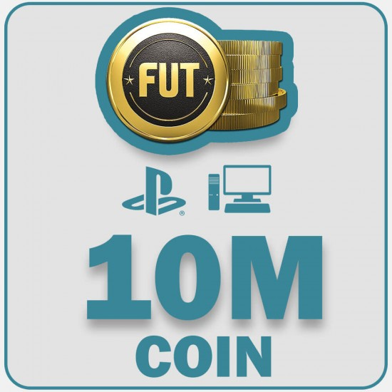 Fifa 22  10M Coins  | PC, PS4, PS5