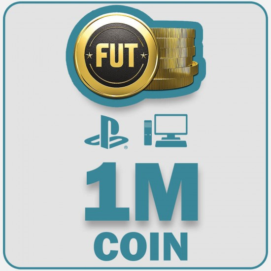 Fifa 22  1M Coins  | PC, PS4, PS5