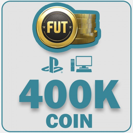 Fifa 22  400K Coins  | PC, PS4, PS5